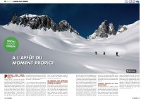 Ski Rando Magazine Décembre 2015- Courses rarement en conditions